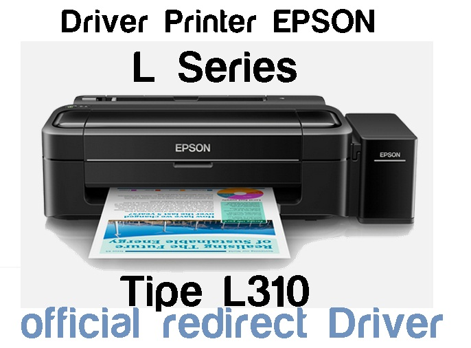 Download Driver Lengkap Printer Epson L310